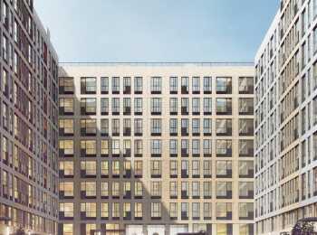 Архитектура в стиле сталинского конструктивизма